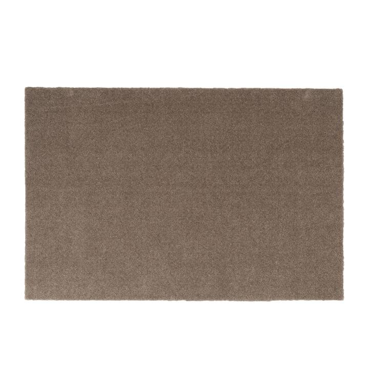 Doormat 60 x 90 cm from tica copenhagen in Unicolor sand