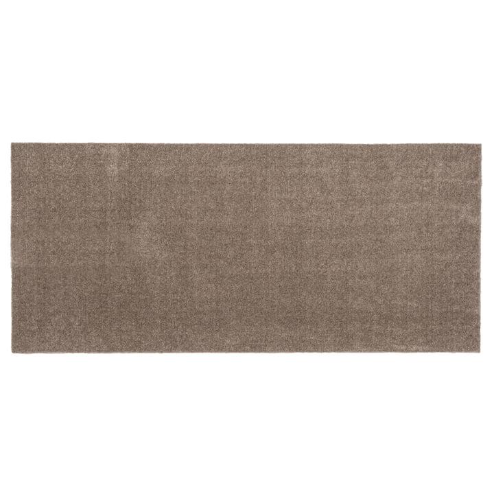 Doormat 67 x 150 cm from tica copenhagen in Unicolor grey