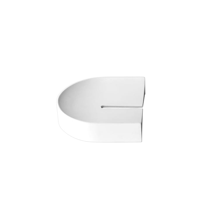 Arc Tray small from Caussa in white