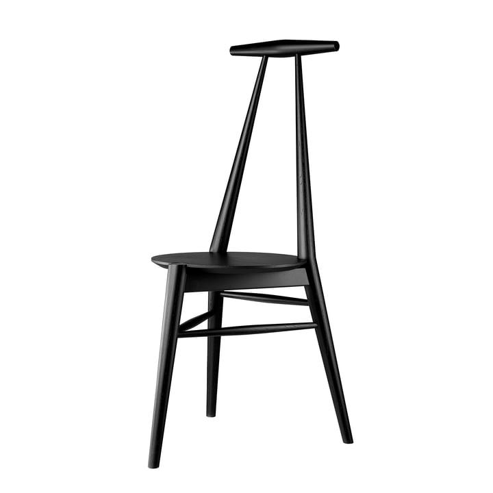 J157 Anchor chair, oak black lacquered by FDB Møbler