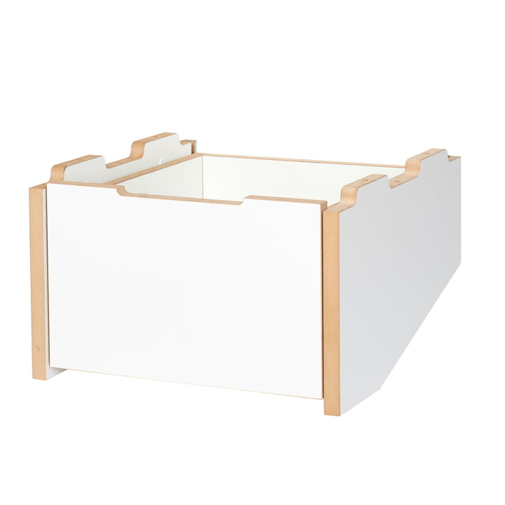 cargo roll container basic module lower part of Tojo in white