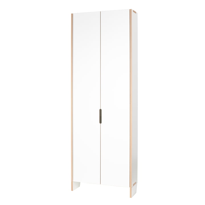 flatmann shoe cabinet standing from Tojo in white
