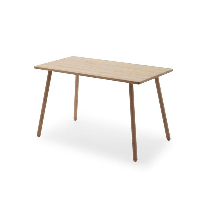 Georg desk (four legs) from Skagerak in oak