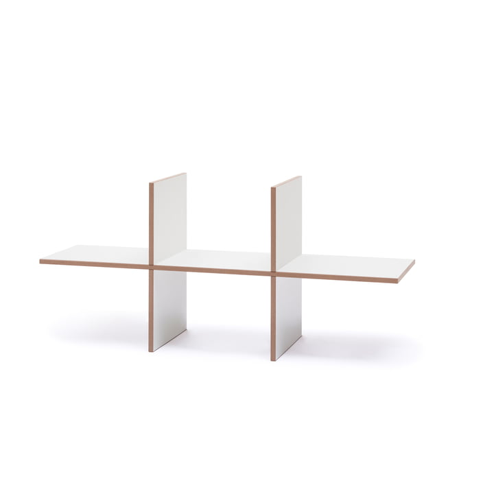 Tojo - insert for high stacker shelf simple, white