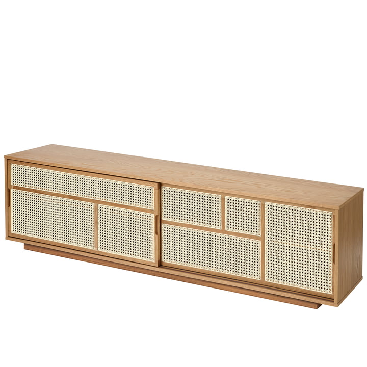 Air sideboard / TV console by Design House Stockholm in oak