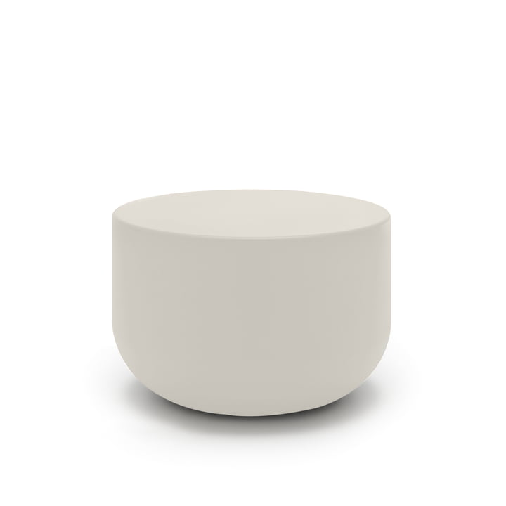 157 Coffee table, Ø 60 x H 40 cm from freistil in cream white (RAL 9001)