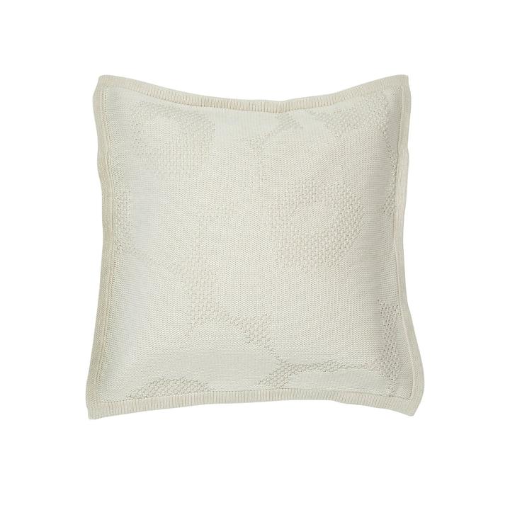 Unikko 50 x 50 cm cushion cover, off-white by Marimekko
