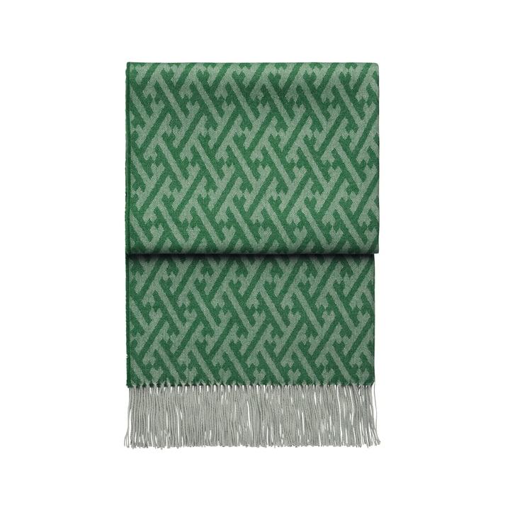 Amazing blanket, emerald / lake of Elvang