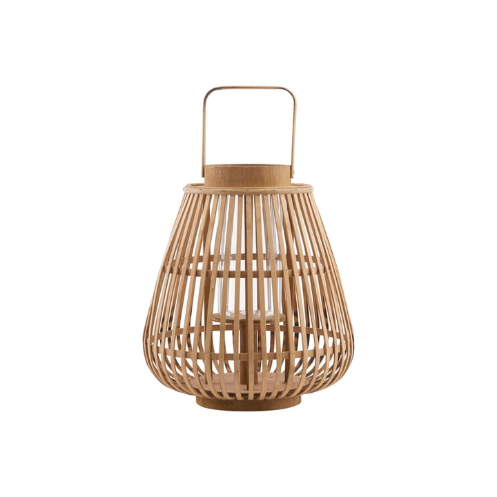 Balu lantern, Ø 30 x H 33 cm, natural by House Doctor