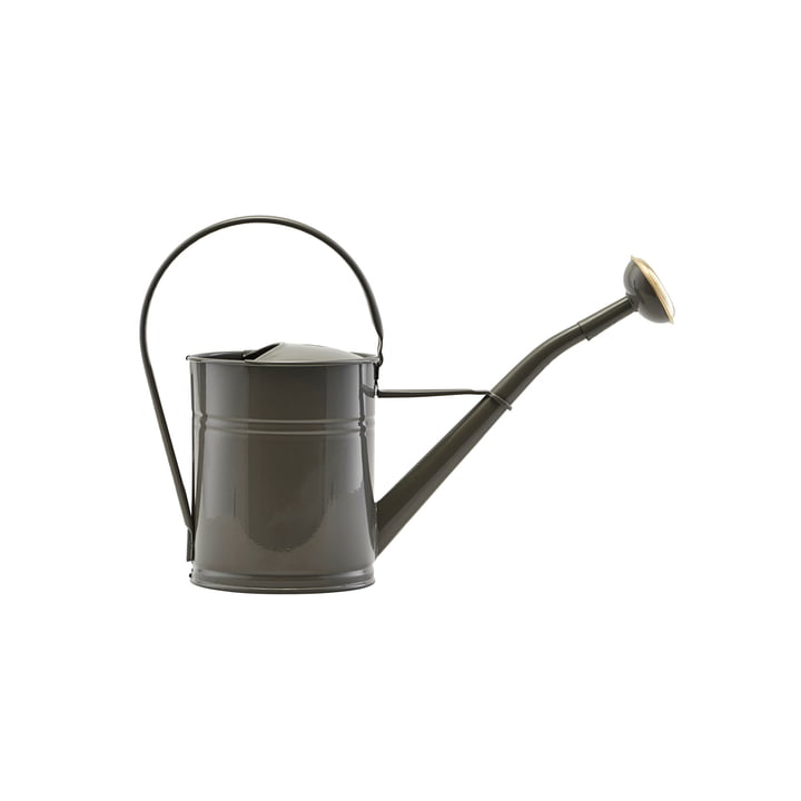 Watering can 2 l, grey by House Doctor