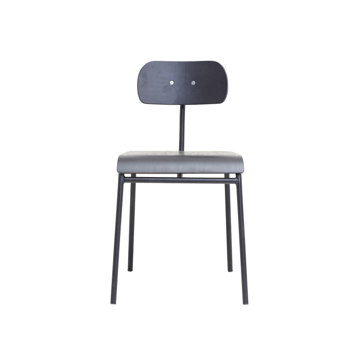 School chair, black by House Doctor