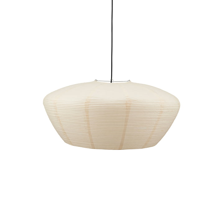 Bidar lampshade, Ø 81.5 x H 38 cm, sand by House Doctor