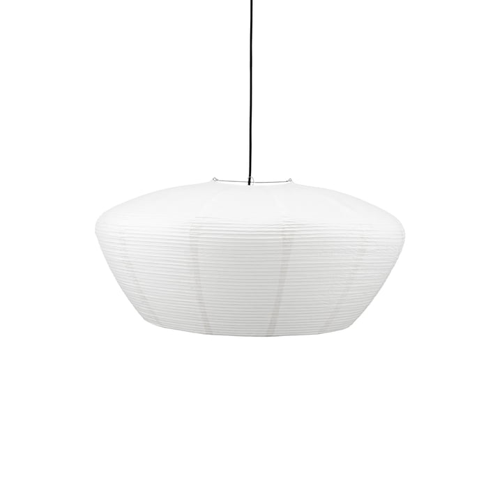 Bidar lampshade, Ø 81.5 x H 38 cm, white by House Doctor