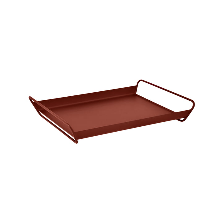 Tablet Alto, ochre red from Fermob