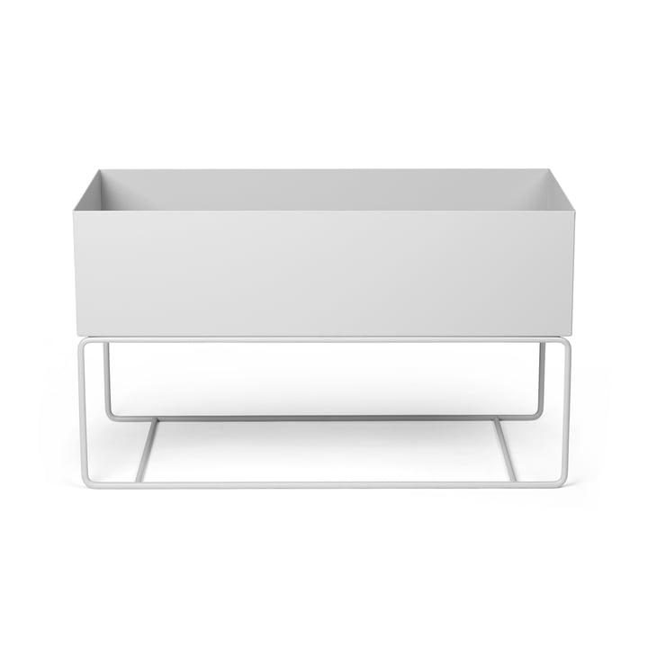 Plant Box large, light grey by ferm Living