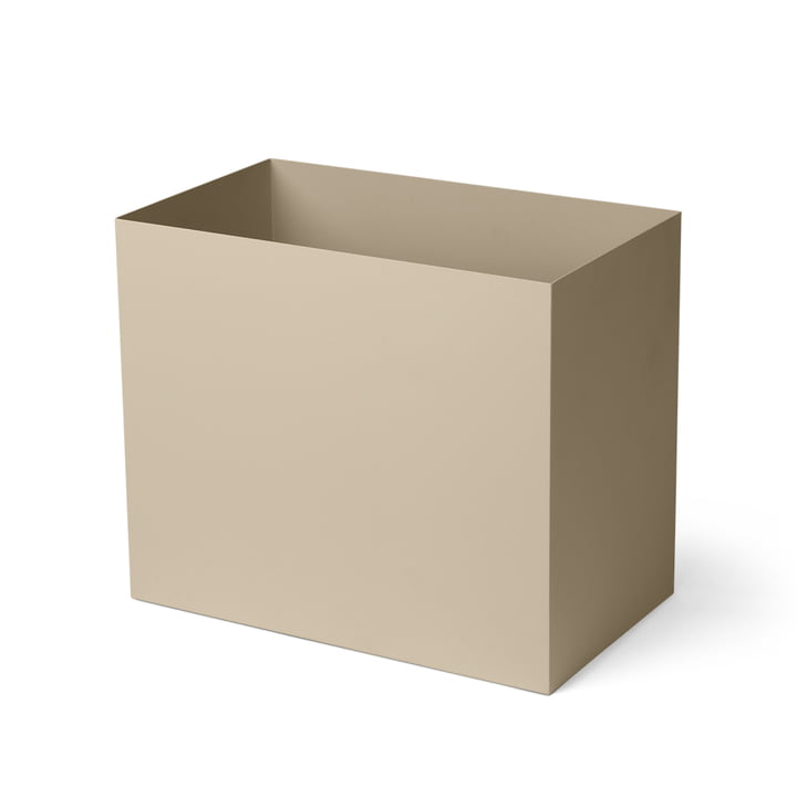 Container for Plant Box large, cashmere by ferm Living