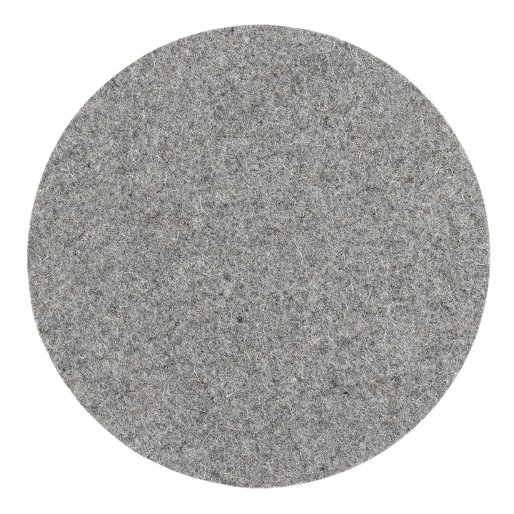 Dish Mat, light grey from Hay