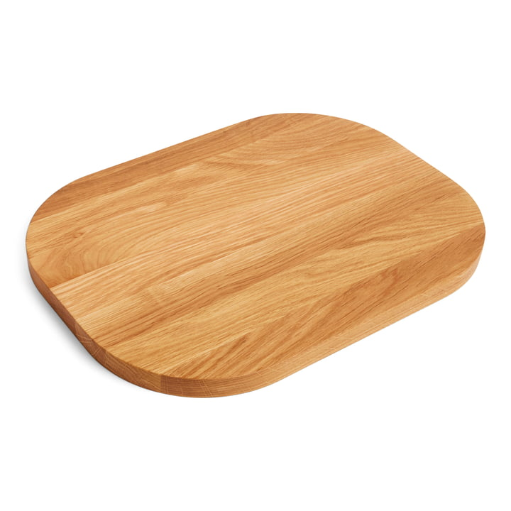 Oak cutting board, 40 x 30 cm from Hay