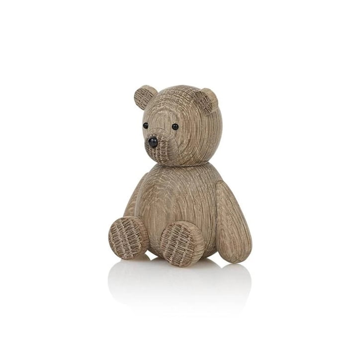 Teddy wooden figure from Lucie Kaas in oak