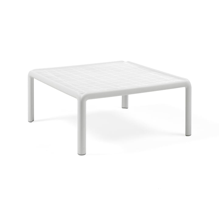 Komodo Garden table 70 x 70 cm, white from Nardi