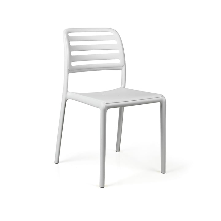 Costa Bistrot Chair, white from Nardi