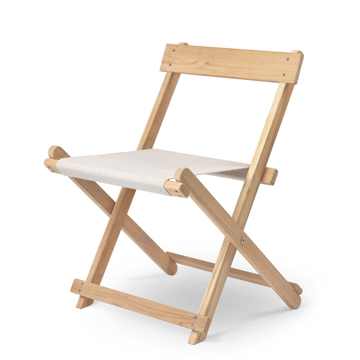 BM4570 Folding chair from Carl Hansen in teak untreated