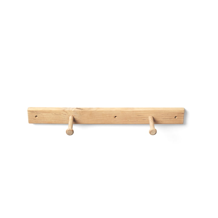 BM5270 Wall bracket short 64 cm from Carl Hansen in teak untreated
