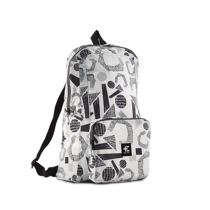 Repa Kopu beach backpack from Terra Nation in grey