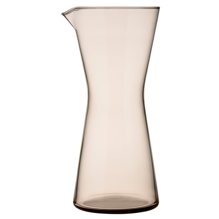 Kartio Carafe from Iittala in linen