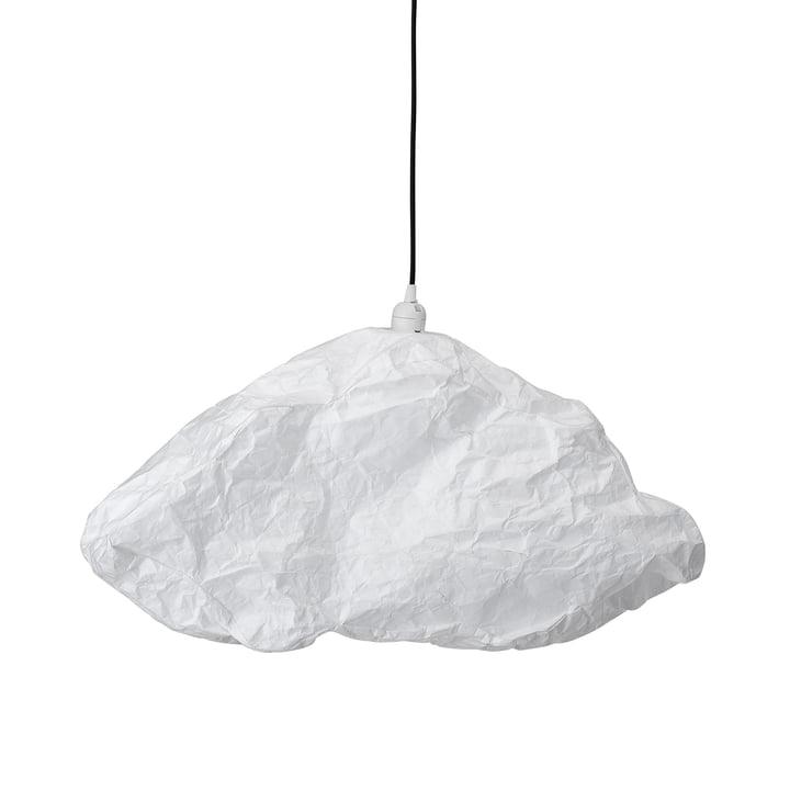 Pendant light Cloud of Bloomingville in white