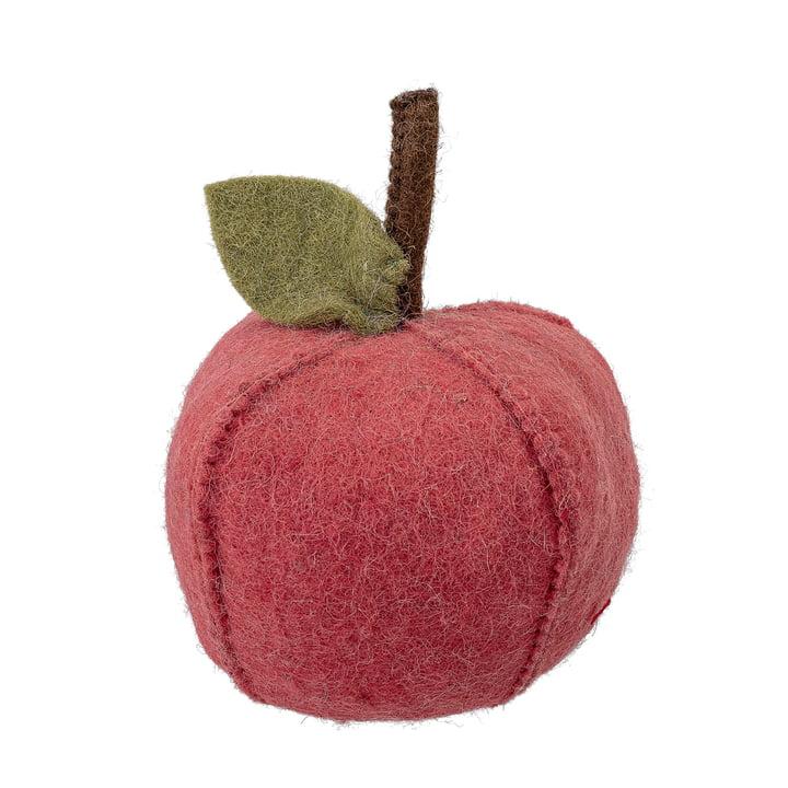 bookend / doorstop apple from Bloomingville in red