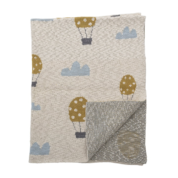 Children blanket 100 x 80 cm from Bloomingville
