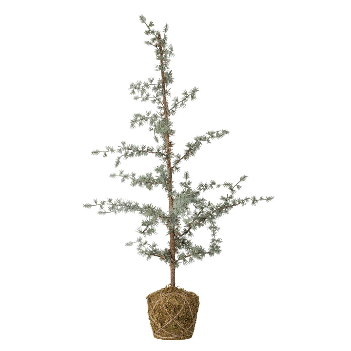 Decorative tree H 90 cm by Bloomingville in green