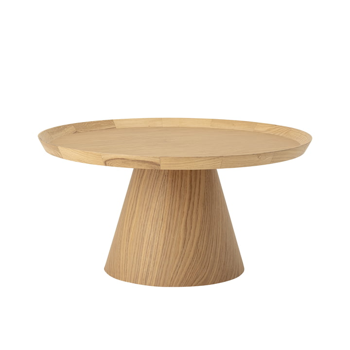 Luana coffee table Ø 74 x H 37 cm from Bloomingville in oak