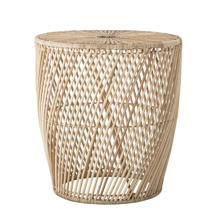 Abeline side table Ø 40 x H 44 cm from Bloomingville in nature