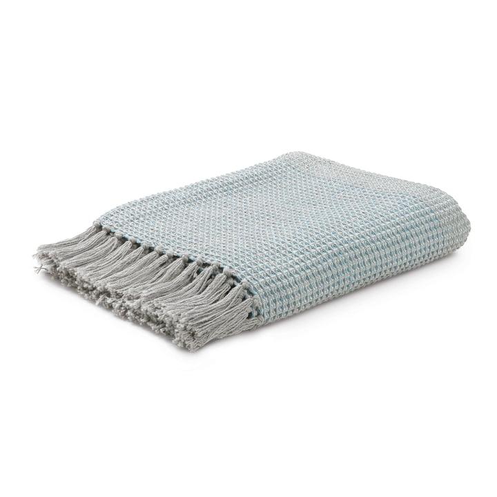 Land Woollen blanket 190 x 130 cm from Juna in multi bright
