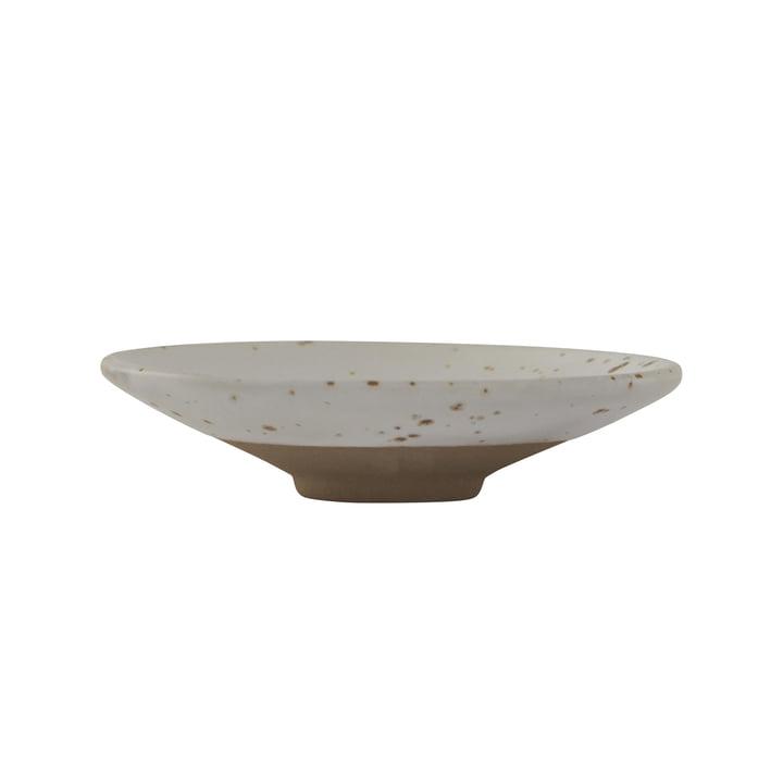 Hagi Mini Bowl, white / light brown from OYOY