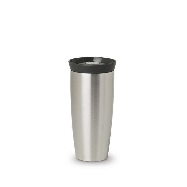 Grand Cru thermo mug 40 cl from Rosendahl in dark grey