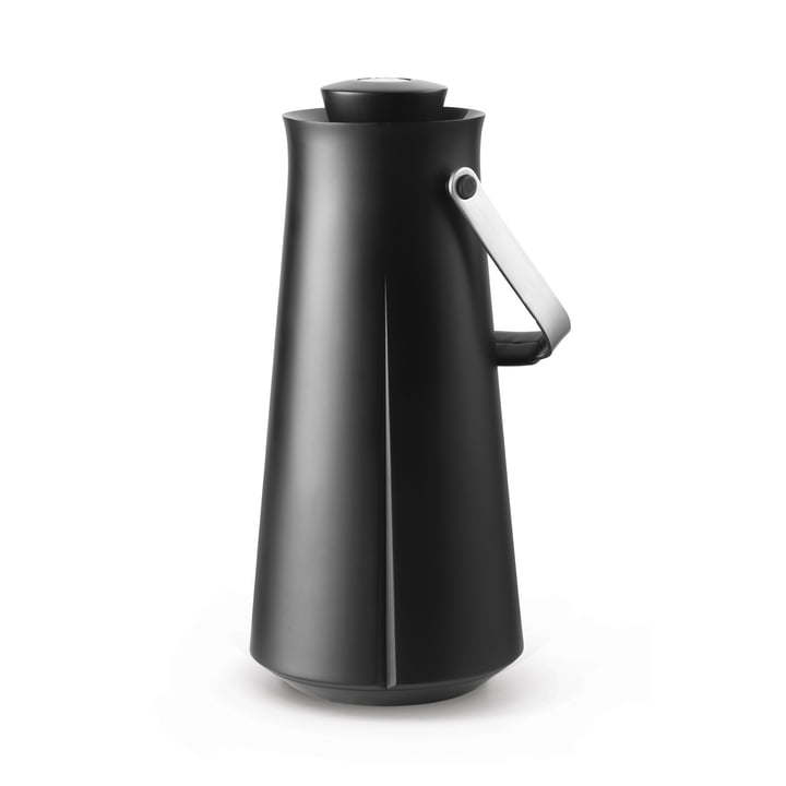 Grand Cru vacuum jug 1,0 l from Rosendahl in black