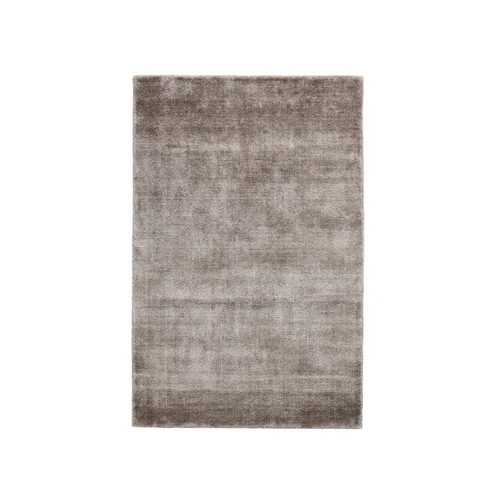 Tint carpet of Woud , 90 x 140 cm in beige