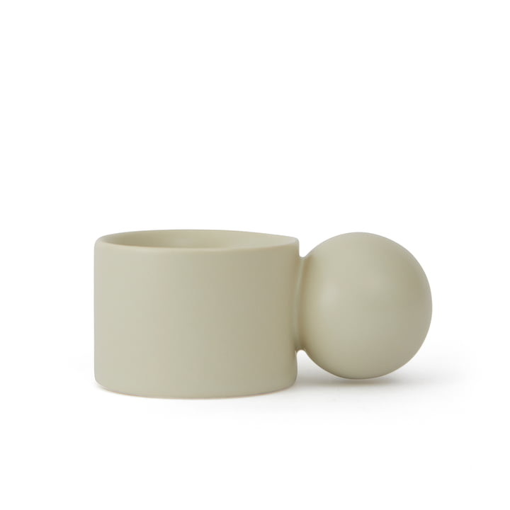 Inka Egg cup, off-white (set of 2) from OYOY