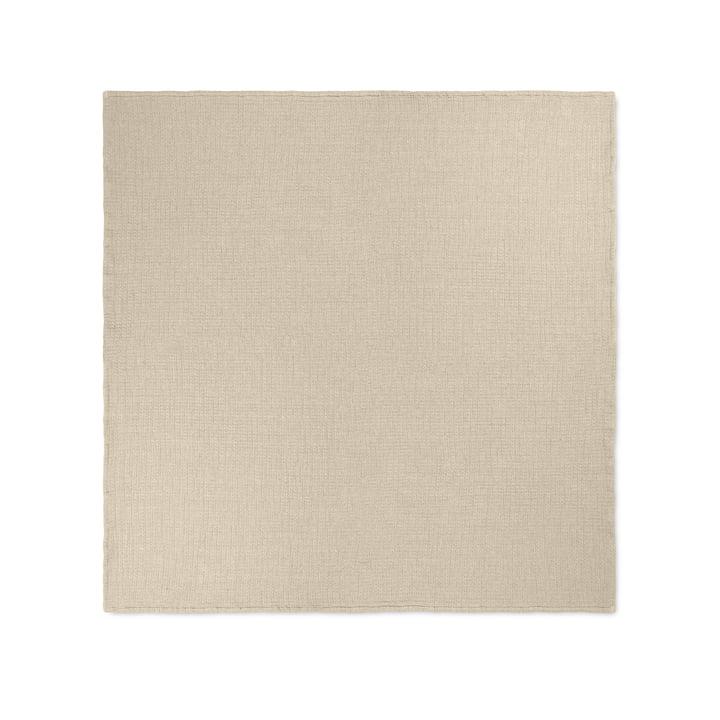 Daze bedspread, 250 x 240 cm, sand by ferm Living