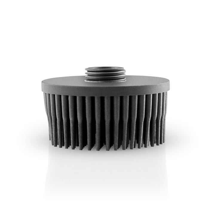 Spare brush head from Eva Solo in black