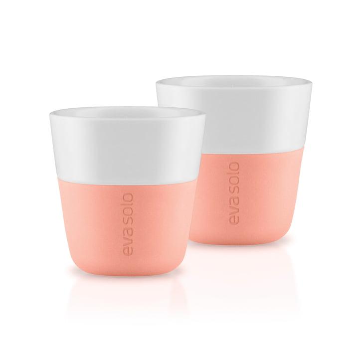 Espresso cups (set of 2) by Eva Solo in cantaloupe
