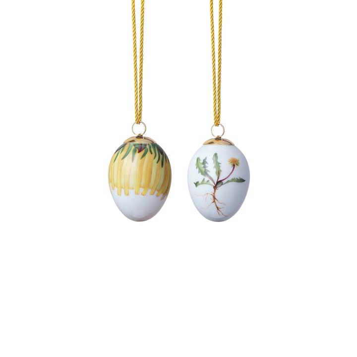 Dandelion dandelion & flower 6 cm from (set Royal Copenhagen of 2)