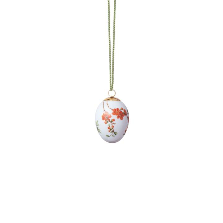 Easter egg quince 6 cm from Royal Copenhagen