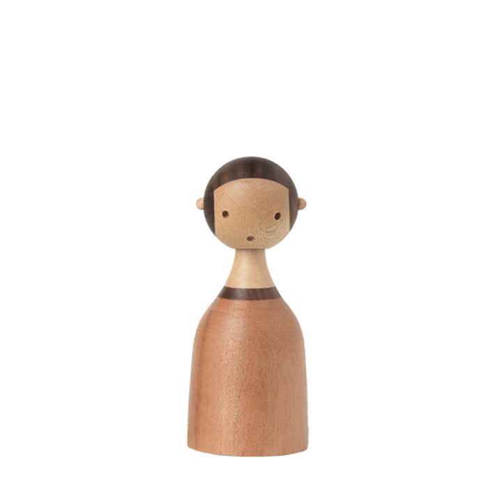Kin wooden figure, girl from ArchitectMade