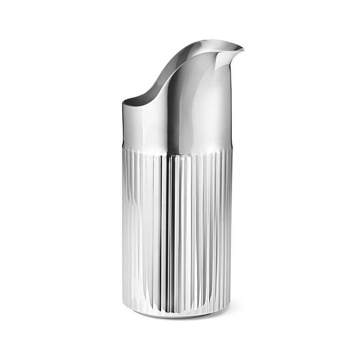 Bernadotte milk jug, stainless steel from Georg Jensen