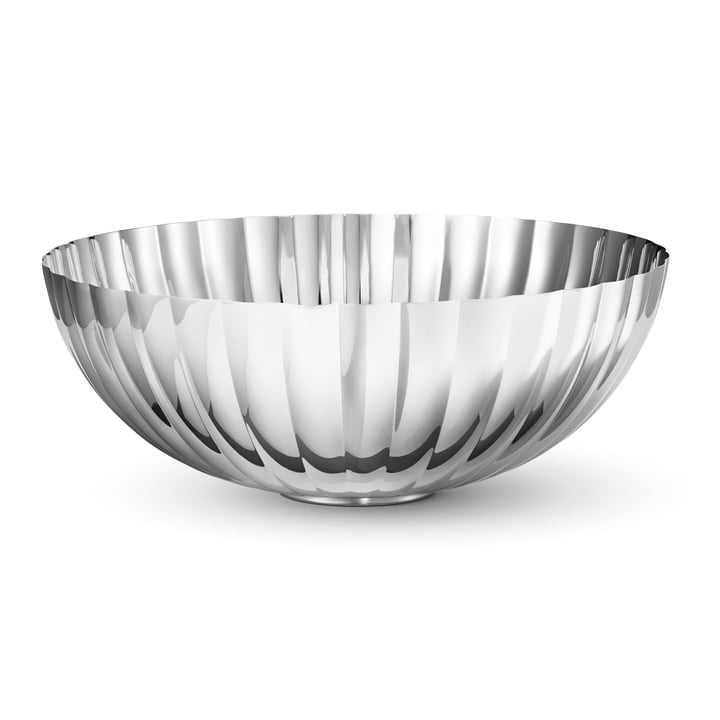 Bernadotte serving bowl, large from Georg Jensen