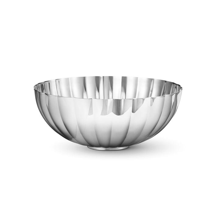 Bernadotte serving bowl, medium from Georg Jensen